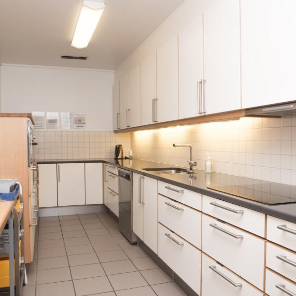 Lille-kjøkken