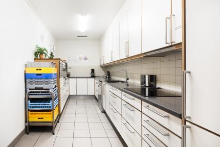 Lille kjøkken